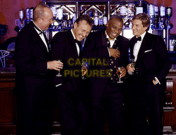 RAY BURDIS, ANTHONY STEWART HEAD, DON WARRINGTON & NIGEL HAVERS.in Manchild.Filmstill - Editorial Use Only.Ref: FB.www.capitalpictures.com.sales@capitalpictures.com.Supplied By Capital Pictures.
