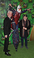 Phillip Schofield and Sir David Jason at the OVO by Cirque du Soleil press night, Royal Albert Hall, Kensington Gore, London, England, UK, on Wednesday 10 January 2018.<br /> CAP/CAN<br /> &copy;CAN/Capital Pictures