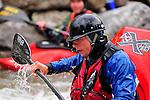 5/31/11 Alpine Quest Sports Kayaking Gore Creek Vail