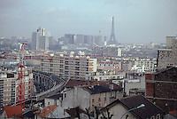 1989-1994; Issy Les Moulineaux; Les Arches