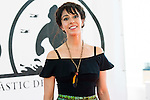"""Spanish actress Oona Chaplin attends to a photocall during the presentation of the film """"Proyecto Lazaro"""" at the Festival de Cine Fantastico de Sitges in Barcelona. October 07, Spain. 2016. (ALTERPHOTOS/BorjaB.Hojas)"""