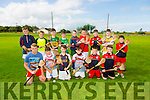 Crotta O'Neill's Cul Camp : U13 Juvenile members of Crotta O'Neills Hurling club who attended Cul Camp at their club grounds on Thursday