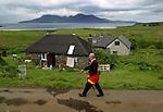 Eigg Postman