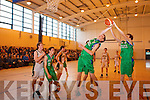 Mounthawk v Rathangan, Kildare at Mounthawk on Thursday, in the Schools All Ireland Basketball Semi Finals.