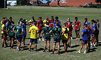 DURBAN, SOUTH AFRICA -Monday February 18th: General views during the Blues Training at Northwood School Durban North, on February 18th, 2019 in Durban, South Africa. (Photo by Steve Haag / stevehaagsports.com)