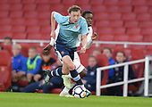 16/04/2018 Arsenal v Blackpool FAYC Semi 2L<br /> <br /> Nathan Shaw