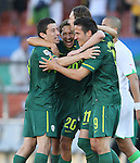 130610 Algeria v Slovenia Group C