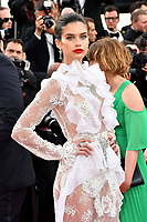 www.acepixs.com<br /> <br /> May 22 2017, Cannes<br /> <br /> Sara Sampaio arriving at the premiere of 'The Killing Of A Sacred Deer' during the 70th annual Cannes Film Festival at Palais des Festivals on May 22, 2017 in Cannes, France.<br /> <br /> By Line: Famous/ACE Pictures<br /> <br /> <br /> ACE Pictures Inc<br /> Tel: 6467670430<br /> Email: info@acepixs.com<br /> www.acepixs.com