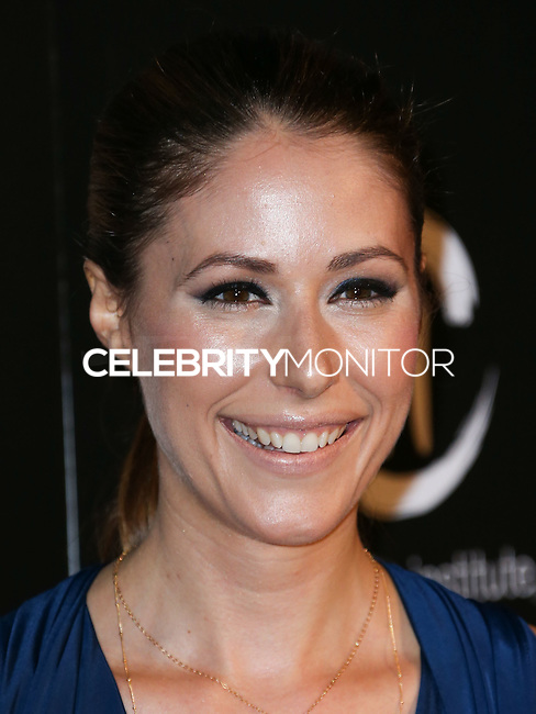 CULVER CITY, CA, USA - OCTOBER 08: Amanda Crew arrives at the 5th Annual PSLA Autumn Party benefiting Children's Institute, Inc. held at 3Labs on October 8, 2014 in Culver City, California, United States. (Photo by Xavier Collin/Celebrity Monitor)