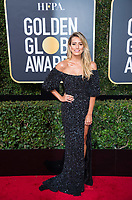 Renee Bargh arrives at the 75th Annual Golden Globe Awards at the Beverly Hilton in Beverly Hills, CA on Sunday, January 7, 2018.<br /> *Editorial Use Only*<br /> CAP/PLF/HFPA<br /> &copy;HFPA/Capital Pictures