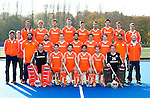 2014 Nederlands team mannen voor CT India