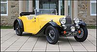 Million pound Bugatti for sale.
