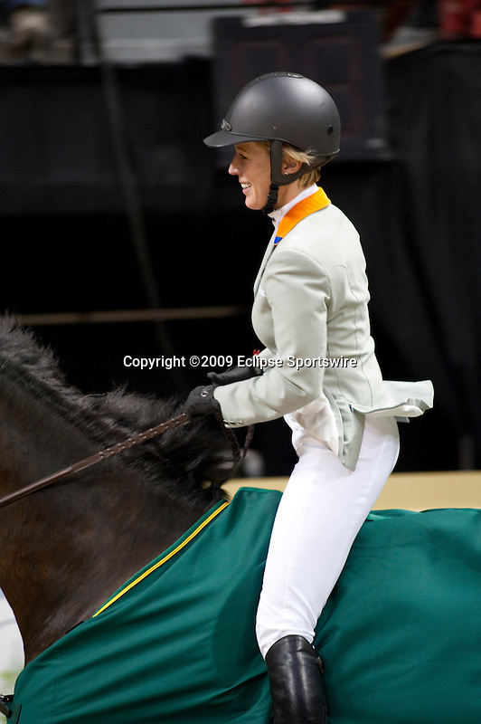 17 April 2009: Rolex World Cup Jumping Final II.