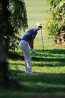 Paul Peterson (USA) in action on the 6th during Round 4 of the Maybank Championship at the Saujana Golf and Country Club in Kuala Lumpur on Saturday 4th February 2018.<br /> Picture:  Thos Caffrey / www.golffile.ie<br /> <br /> All photo usage must carry mandatory copyright credit (&copy; Golffile | Thos Caffrey)