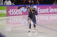 SCHAATSEN: HEERENVEEN: IJsstadion Thialf, 17-11-2012, Essent ISU World Cup, Season 2012-2013, Men 1st 500 meter Division A, Kang-Seok Lee (KOR), ©foto Martin de Jong