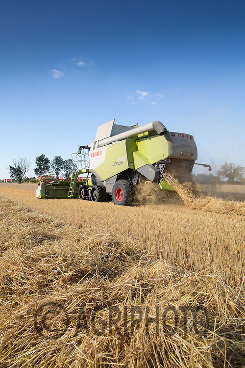 Harvesting Spring Barley in Lincolnshire <br /> Picture Tim Scrivener 07850 303986<br /> &hellip;.covering agriculture in the UK&hellip;.