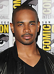 Damon Wayans Jr. arriving at the Let's Be Cops Panel at Comic-Con 2014  at the Hilton Bayfront Hotel in San Diego, Ca. July 25, 2014.
