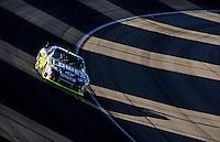 Mar 2, 2008; Las Vegas, NV, USA; NASCAR Sprint Cup Series driver Jimmie Johnson during the UAW Dodge 400 at Las Vegas Motor Speedway. Mandatory Credit: Mark J. Rebilas-US PRESSWIRE