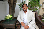 LOS ANGELES - MAY 15: Emmanuel Freeman at The Actors Fund's Edwin Forrest Day celebration at a private residence on May 15, 2016 in Sherman Oaks, California