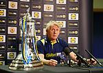 10.04.2018 William Hill Scottish Cup previews: Gordon Strachan