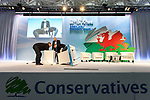 © Joel Goodman - 07973 332324 - all rights reserved . 05/03/2011 . Cardiff , UK . The Conservative Party hold their Spring Conference at the Swalec Stadium . Photo credit : Joel Goodman