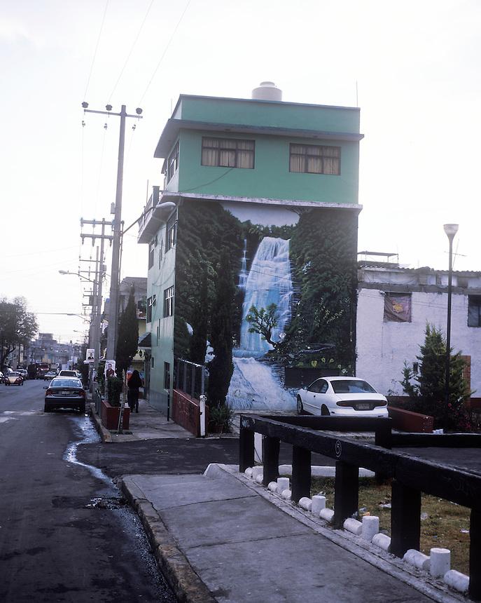 Tetlalpan, Santa Fe, Mexico DF, Mexico