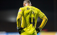 Kemar Roofe of Oxford United during the Johnstone's Paint Trophy Southern Final 2nd Leg match between Oxford United and Millwall at the Kassam Stadium, Oxford, England on 2 February 2016. Photo by Andy Rowland / PRiME Media Images.