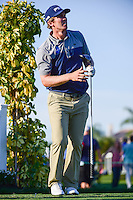 Seamus Power (IRL) watches his drive on 13 during round 1 of the Honda Classic, PGA National, Palm Beach Gardens, West Palm Beach, Florida, USA. 2/23/2017.<br /> Picture: Golffile | Ken Murray<br /> <br /> <br /> All photo usage must carry mandatory copyright credit (&copy; Golffile | Ken Murray)