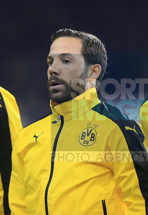 Dortmund's Gonzalo Castro in action during the Europa League match at White Hart Lane Stadium.  Photo credit should read: David Klein/Sportimage