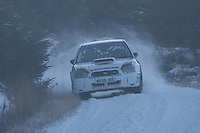 Galloway Hills Rally 2010