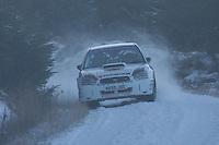 Galloway Hills Rally 2010