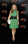 "HOLLYWOOD, CA. - September 23: Monica Keena arrives at the Los Angeles premiere of ""Zombieland"" at Grauman's Chinese Theatre on September 23, 2009 in Hollywood, California."