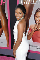 www.acepixs.com<br /> <br /> July 13 2017, LA<br /> <br /> Tiffany Haddish arriving at the premiere of Universal Pictures' 'Girls Trip' at the Regal LA Live Stadium 14 on July 13, 2017 in Los Angeles, California.<br /> <br /> <br /> By Line: Peter West/ACE Pictures<br /> <br /> <br /> ACE Pictures Inc<br /> Tel: 6467670430<br /> Email: info@acepixs.com<br /> www.acepixs.com