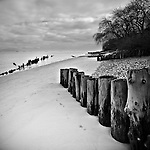 Empty shores - Bembridge, Isle of Wight