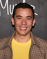 """08 February 2020 - Hollywood, California - Conrad Ricamora. """"How to Get Away with Murder"""" Series Finale at Yamashiro. Photo Credit: Billy Bennight/AdMedia"""