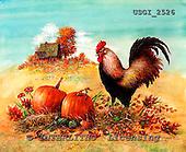 GIORDANO, STILL LIFE STILLLEBEN, NATURALEZA MORTA, paintings+++++,USGI2526,#I# autumn,harvest rooster