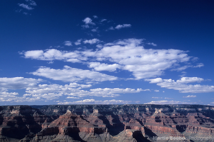 Clouds over the Grand Canyon, Grand Canyon National Park, Arizona