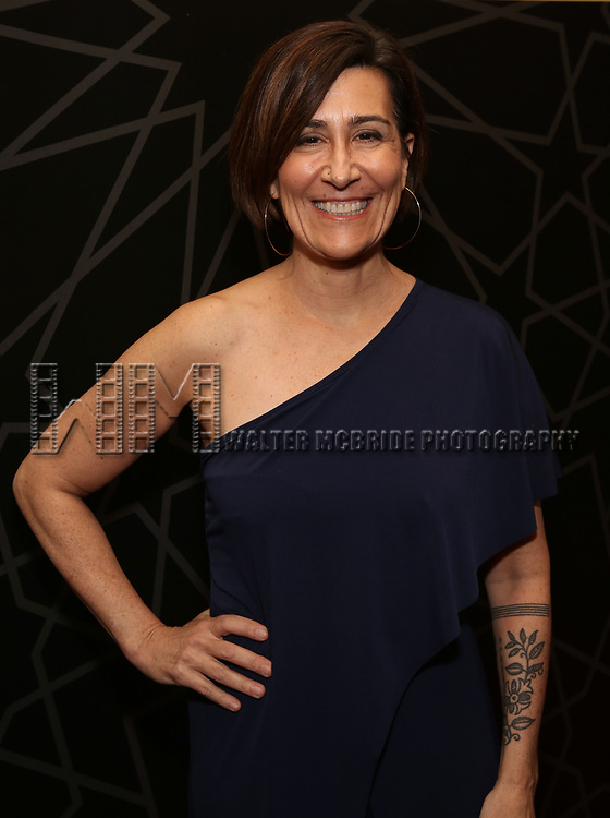 "Jeanine Tesori attends the New York City Center Celebrates 75 Years with a Gala Performance of ""A Chorus Line"" at the City Center on November 14, 2018 in New York City."