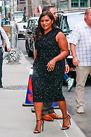 JUN 06 Mindy Kaling At The Late Show With Stephen Colbert