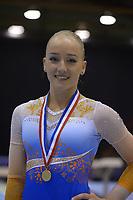 TURNEN: HEERENVEEN: 29-06-2018, IJsstadion Thialf, Dutch Gymnastics Thialf Summer Challenge, Sanne Wevers, ©foto Martin de Jong