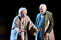 Richard II by William Shakespeare, A Royal Shakespeare Company Production directed by Gregory Doran. With Michael Pennington as John of Gaunt, Oliver Ford Davies as Duke of York. Opens at The Royal Shakespeare Theatre, Stratford Upon Avon  on 17/10/13  pic Geraint Lewis