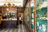 Officina Profumo Farmaceutica di Santa Maria Novella, Florence, Italy
