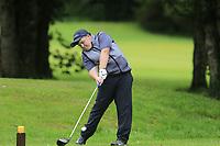 Callum Giles (Greenore) during the Connacht U14 Boys Amateur Open, Ballinasloe Golf Club, Ballinasloe, Galway,  Ireland. 10/07/2019<br /> Picture: Golffile | Fran Caffrey<br /> <br /> <br /> All photo usage must carry mandatory copyright credit (© Golffile | Fran Caffrey)