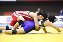 Hitomi Obara, DECEMBER 22, 2011 - Wrestling : All Japan Wrestling Championship Women's Free Style -48kg Final at 2nd Yoyogi Gymnasium, Tokyo, Japan. (Photo by YUTAKA/AFLO SPORT) [1040]