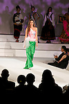 """Miss Italy Giulia Brazzarola, November 11, 2014, Tokyo, Japan : Miss Italy Giulia Brazzarola walks down the runway during """"The 54th Miss International Beauty Pageant 2014"""" on November 11, 2014 in Tokyo, Japan. The pageant brings women from more than 65 countries and regions to Japan to become new """"Beauty goodwill ambassadors"""" and also donates money to underprivileged children around the world thought their """"Mis International Fund"""". (Photo by Rodrigo Reyes Marin/AFLO)"""
