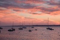 Newport, RI sunset