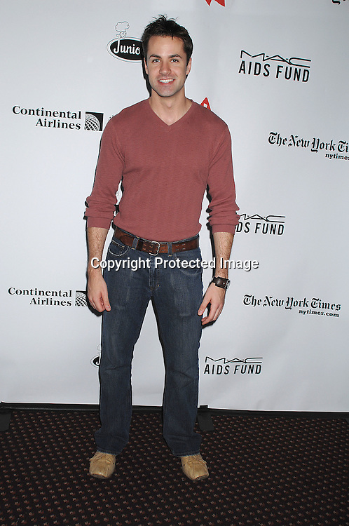 John Driscoll ..posing for photos at The 21st Annual Broadway Flea Market and Grand Auction benefitting Broadway Cares/..Equity Fights Aids on September 23, 2007 in Shubert Alley. ....Photo by Robin Platzer, Twin Images
