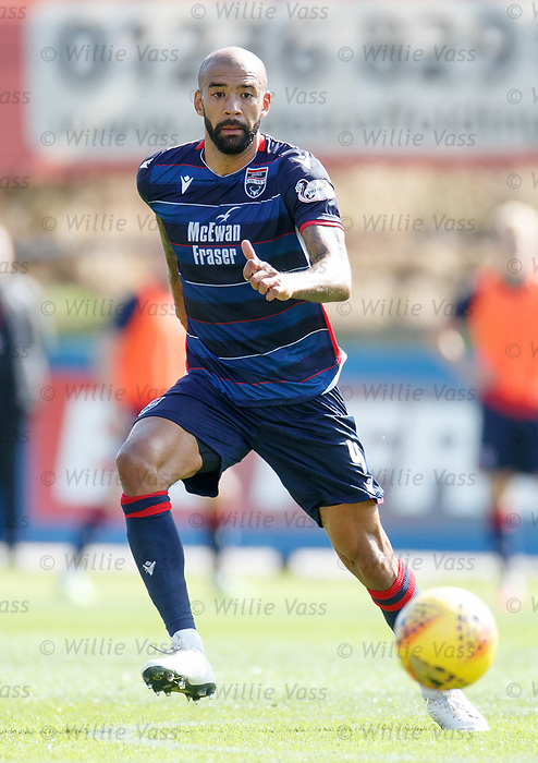 Liam Fontaine, Ross County