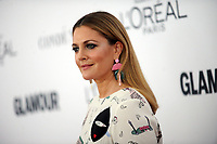 NEW YORK, NY - NOVEMBER 13: Drew Barrymore attends the 2017 Glamour Women of The Year Awards at Kings Theatre on November 13, 2017 in New York City. <br /> <br /> <br /> People:  Drew Barrymore<br /> <br /> Transmission Ref:  MNC1<br /> <br /> Hoo-Me.com / MediaPunch