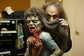 DIO - Ronnie James Dio photosession in Los Angeles, CA USA - April 1, 2005.  Photo © Kevin Estrada / Iconicpix